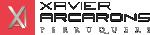 Xavier Arcarons Perruqueria Granollers Logo